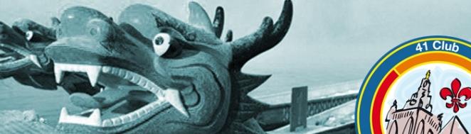 banner drakenbootfest
