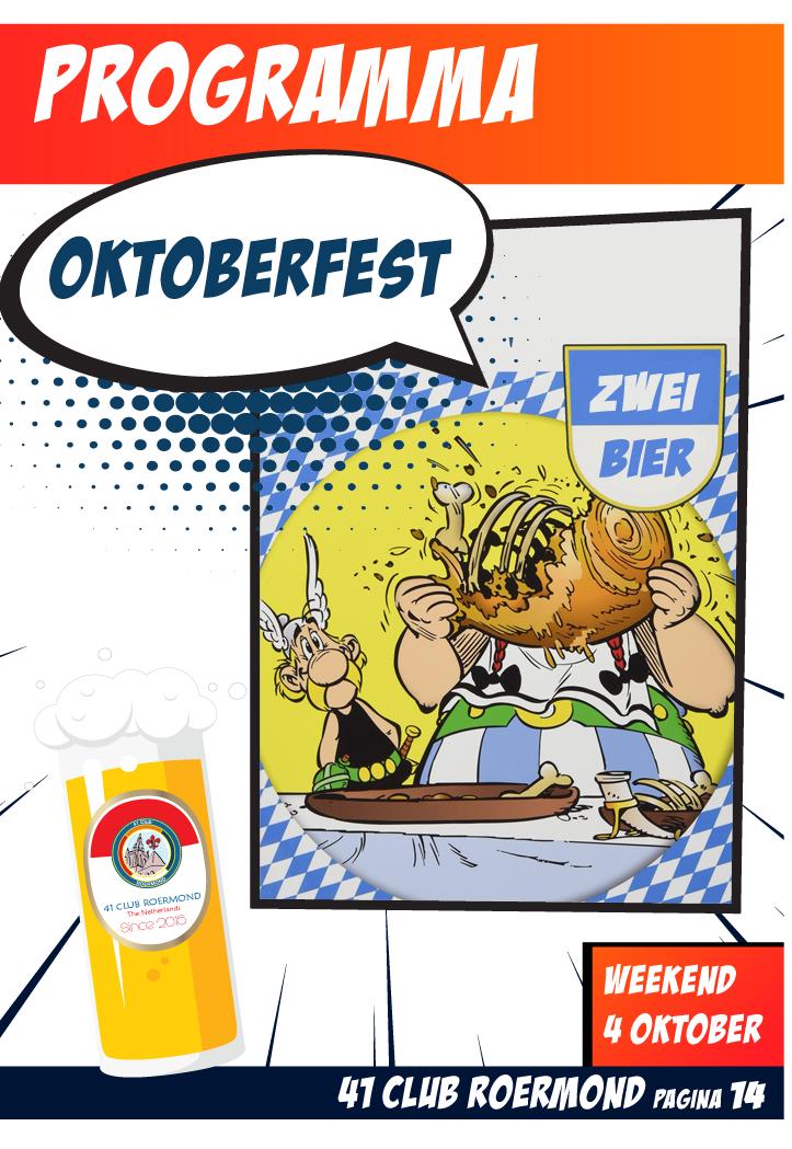 programma oktoberfest